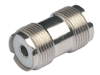 RA133 - PL258 Double Female Connector for PL259