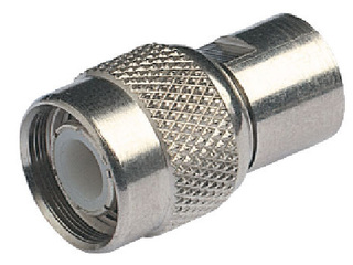 RA156 - TNC Male Connector for RG58C/U (CELL)