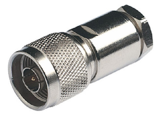 RA158 - N Male Connector for RG213/U Cable (CELL/VHF)