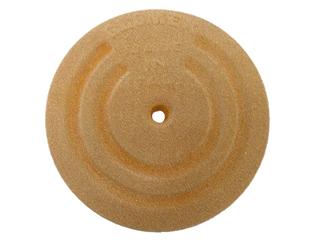 RA202 - Round ground plate: 128 mm