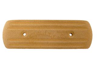 RA204 - Rectangular ground plate: 205x64x13 mm