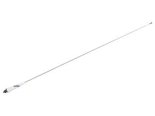 Antena de VHF  - RA106SLSSB25 - em aço inox para Veleiros para montagem no mastro