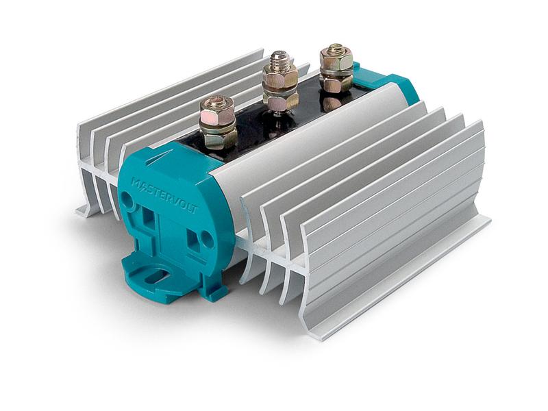 BI 702-S – Battery Isolator w/ 2 Battery Outlets