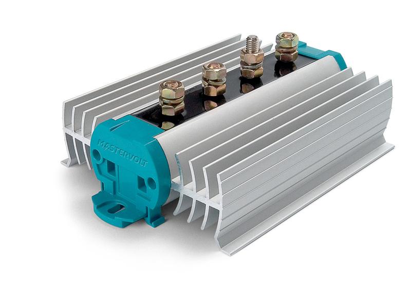 BI 703 – Battery Isolator w/ 3 Battery Outlets