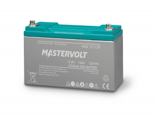 MLS 12/130 - 12V / 10 Ah Lithium Ion Battery