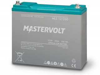 MLS 12/260 - 12V / 20 Ah Lithium Ion Battery