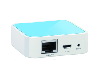 Router Nano Wireless 150 Mbps - ITAP001