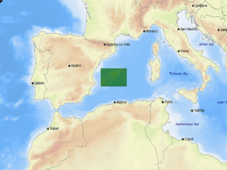 Carta C-MAP MAX Local - ILHAS BALEARES