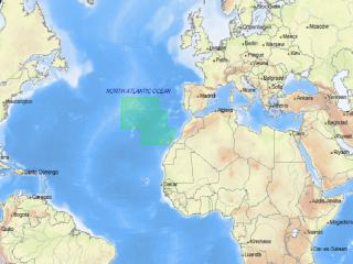 Carta C-MAP MAX Local - EW-M311 AÇORES, MADEIRA E ILHAS CANÁRIAS