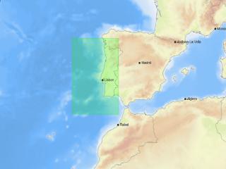 Cartografia C-MAP 4D Local - EW-D135 COSTA PORTUGUESA