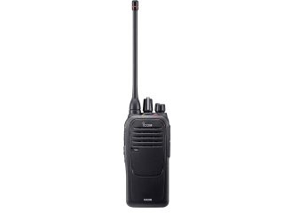 IC-F2000 – UHF / PMR Handheld Commercial Transceiver