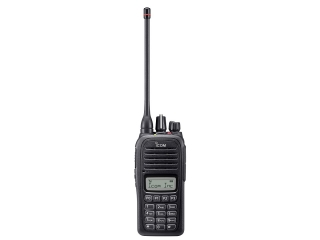 IC-F2000T – UHF / PMR Handheld Commercial Transceiver w/ Full Keypad & Display