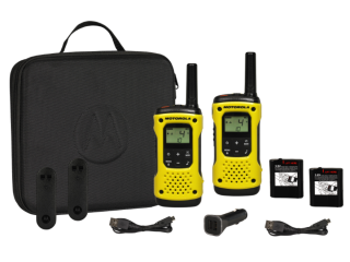 T92 H2O - Walkie Talkie Free License Waterproof Consumer Radio