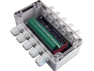 QNB-1 - Caixa de ligações múltiplas NMEA 0183 ou NMEA 2000