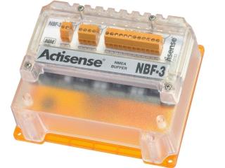 NBF-3-BAS - Amplificador/Repartidor NMEA 0183 - 1 entrada OPTO e 6 saídas ISO-Drive
