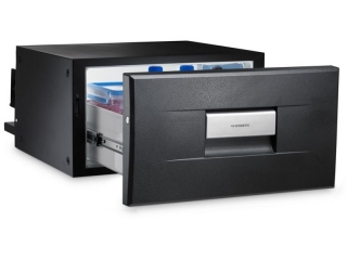 CoolMatic CD-20 - 20 liter Compact Drawer Fridge
