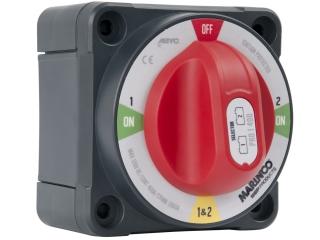 771-SFD Comutador de Baterias 1-2-1&2 com proteção do alternador 400A Standard - Pro Installer