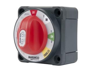 772-DBC Comutador de Baterias - 2 bancos 400A Standard - Pro Installer