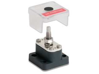 IST-8MM-1SPT - Single 8mm Insulated Stud with Power Tap Plate