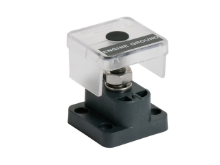 IST-10MM-1S Terminal Isolado Simples   10mm