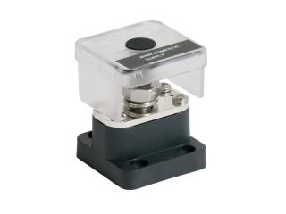 IST-10MM-1SPT Terminal Isolado Simples com placa extra de contato para ligação até 3 cabos | ...