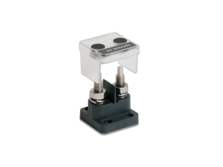 IST-10MM-2S Terminal Isolado Duplo | 10mm