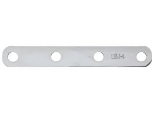 779-LBJ-4-B Ligador de interligação de 4 vias 3mm - Cobre