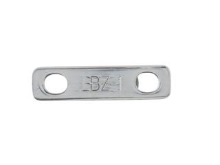 779-LBZ-1-B Barra de ligação Link ZBar-ZBar 2mm - Cobre