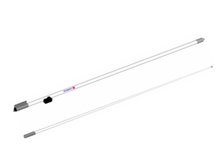 AT57MS Marine MF/HF SSB 19' - 5.7m Transceiving Whip