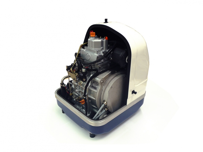 Panda 5000i Neo -  5kVA Variable Speed Diesel Generator