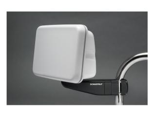 SPR-7S-AM Helm Pod Ultra Compacto com braço para displays até 7