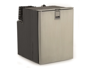 CoolMatic CRD 50S – 38.5 Liter Pull-out Compressor refrigerator w/ Stainless Steel Front