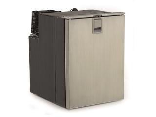 CoolMatic CRD 50S – Frigorífico 38.5 L de Compressor c/ Parte Frontal em Aço Inox