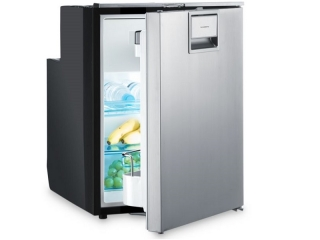 CoolMatic CRX 50 S- 45 Liter Refrigerator with Compressor and Stainless Steel Front