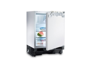 CoolMatic HDC-155FF - 117 Liter Refrigerator with Compressor and Freezer