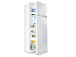 CoolMatic HDC-225 - 228 Liter Refrigerator with Compressor and Freezer