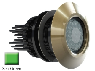 3010 XFM HD GEN2 – 11000 Lumens Sea Green Through Hull Xchangeable Underwater LED Light