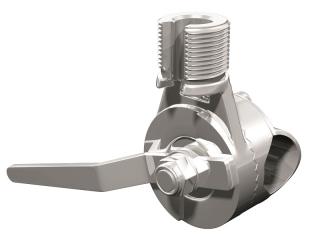 4190 Suporte em aço inoxidável de aplicação em tubos de 1