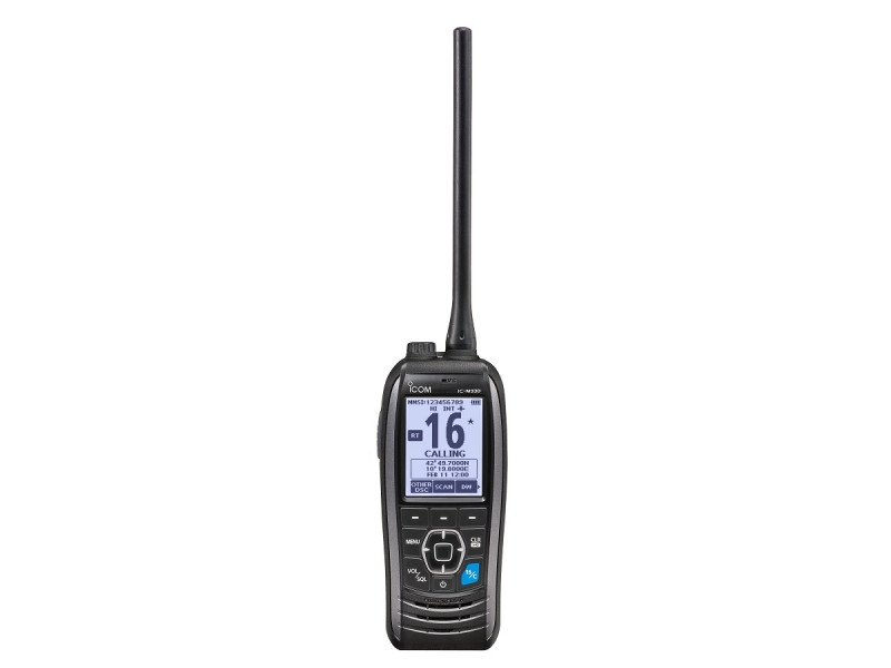 IC-M93D - VHF MARINE TRANSCEIVER with DSC