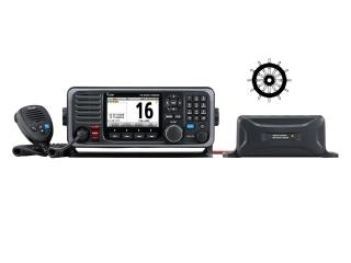 GM600 - Rádio de VHF GMDSS com DSC e conversor CC-CC de 21.6A