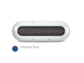 X8 - Luz LED Subaquática Azul Midnight