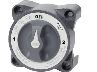 11003 - Comutador de Baterias Série HD - 3 Posições (1-2-OFF)