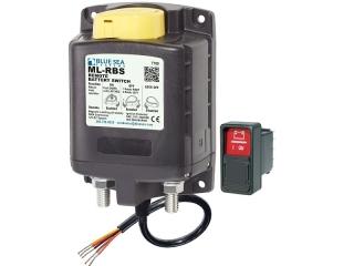 7700 - ML-RBS Comutador Remoto de Baterias c/ Controlo Manual - 12VDC 500A