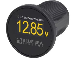 1733 - Voltímetro OLED 8 a 36 VDC