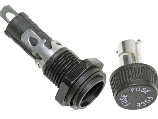 5021 - Porta Fusíveis 3AG à Prova de Água IP66