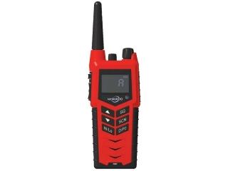 SmartFind R8F - Rádio Marítimo de UHF de Emergência p/ Bombeiros