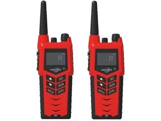 SmartFind R8F PACK B -  Pack de 2 Rádios UHF de Emergência p/ Bombeiros
