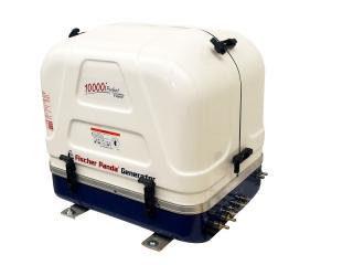 Panda 10000i PMS - 8kW iSeries Variable Speed Marine Generator