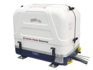 Panda 15000i-230V PMS - 12kW 230V Variable Speed Marine Generator