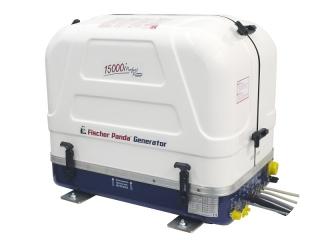 Panda 15000i-400V PMS - 12kW 400V Variable Speed Marine Generator